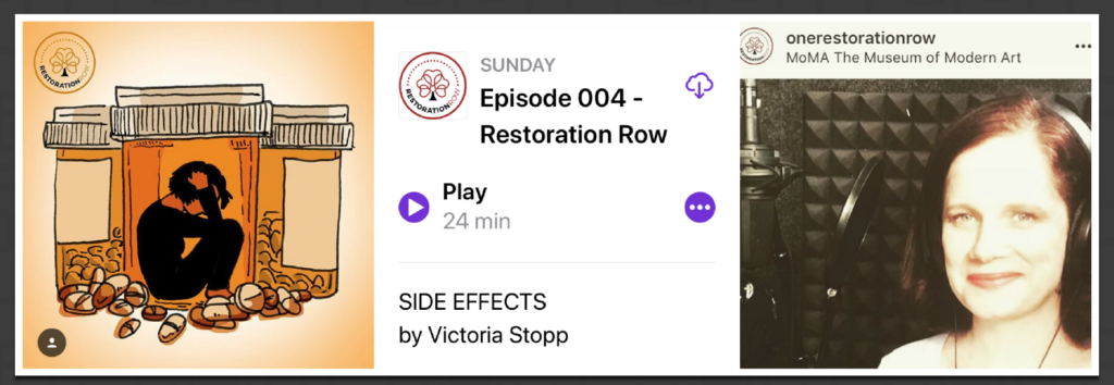 victoria stopp restoration row